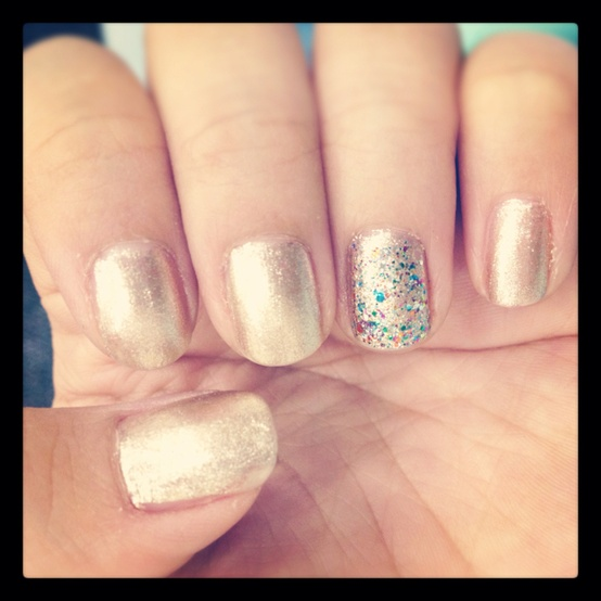 Nails That Sparkle