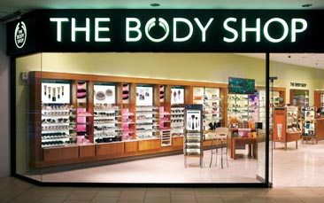 Image gallery shop loreal - The body shop madrid ...