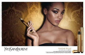 Jourdan-Dunn-by-Terry-Richardson-for-YSL-Touche-Éclat-DesignSceneNet
