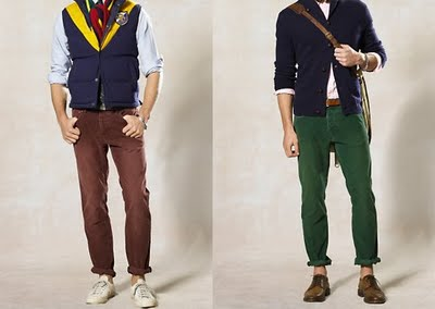 what goes with corduroy pants