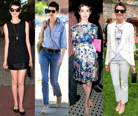 Anne Hathaway Outfits: Inspired By… Anne Hathaway