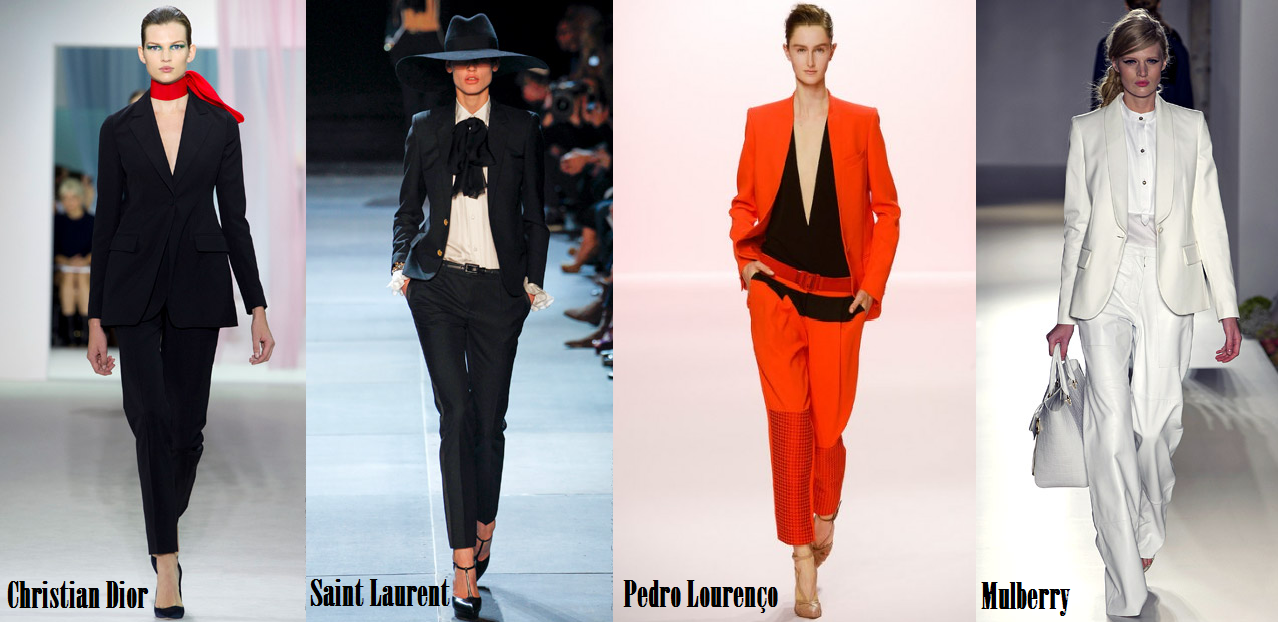 Trend Report: Women of Power | The Fashion Foot