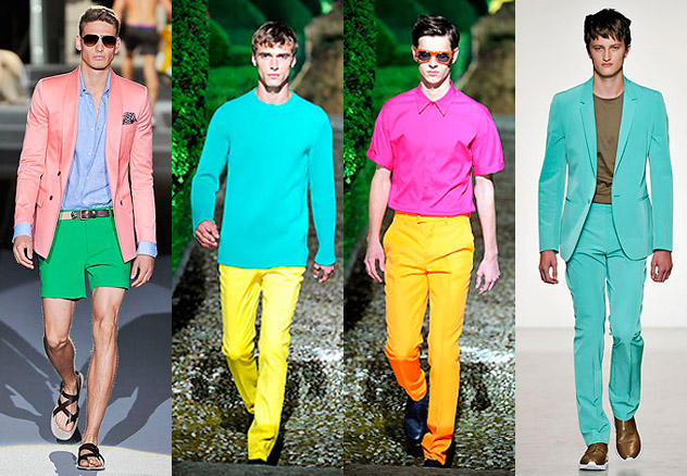 good neon color outfits 19