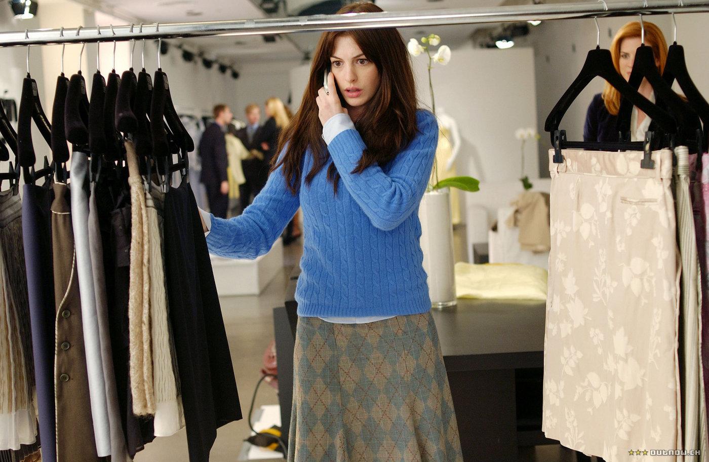 The Devil Wears Prada Fashion | The Fashion Foot
