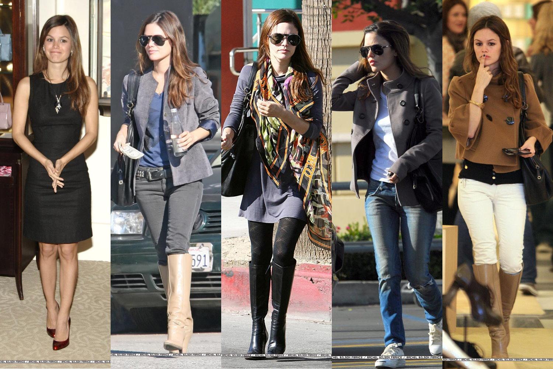 Pleasant Inspired By Rachel Bilson The Fashion Foot Hairstyles For Women Draintrainus