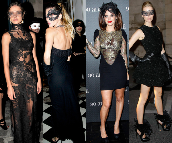 Dressing For A Masquerade Ball | The Fashion Foot