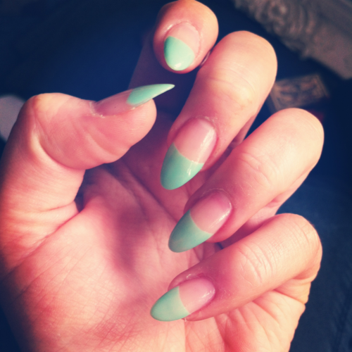 Trend Alert: Pointy Nails | The Fashion Foot