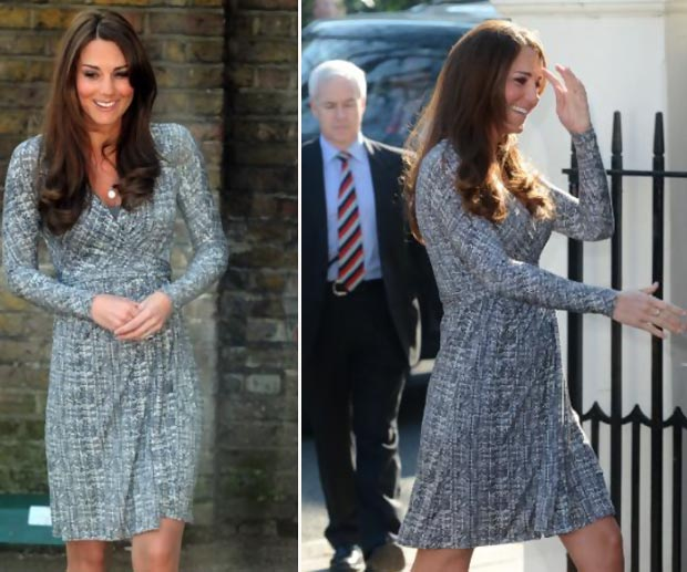 Pregnant Kate Middleton Baby Bump