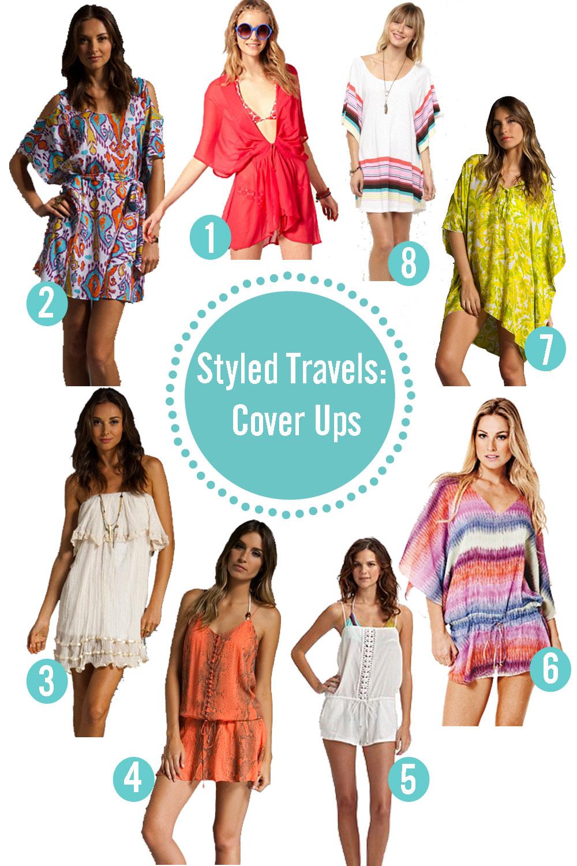stylist pick cute beach coverups the fashion foot