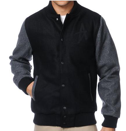 Trend Alert: Men's Varsity Bomber Jackets | The Fashion Foot