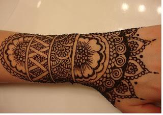 Body Art Henna Tattoos The Fashion Foot