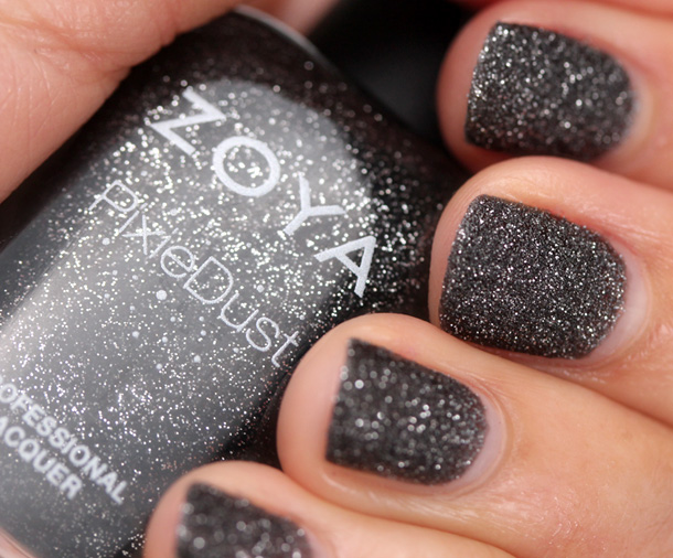 Nails with personality: Textured nail polish | The Fashion Foot