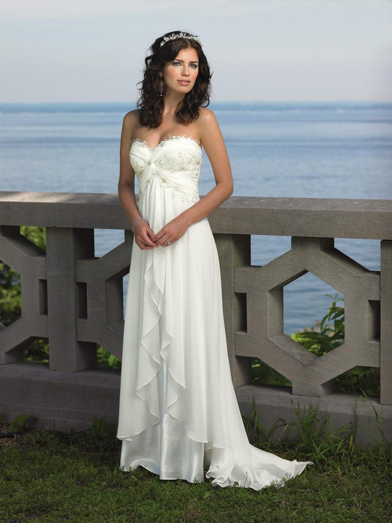 Summer Outside Wedding Dresses