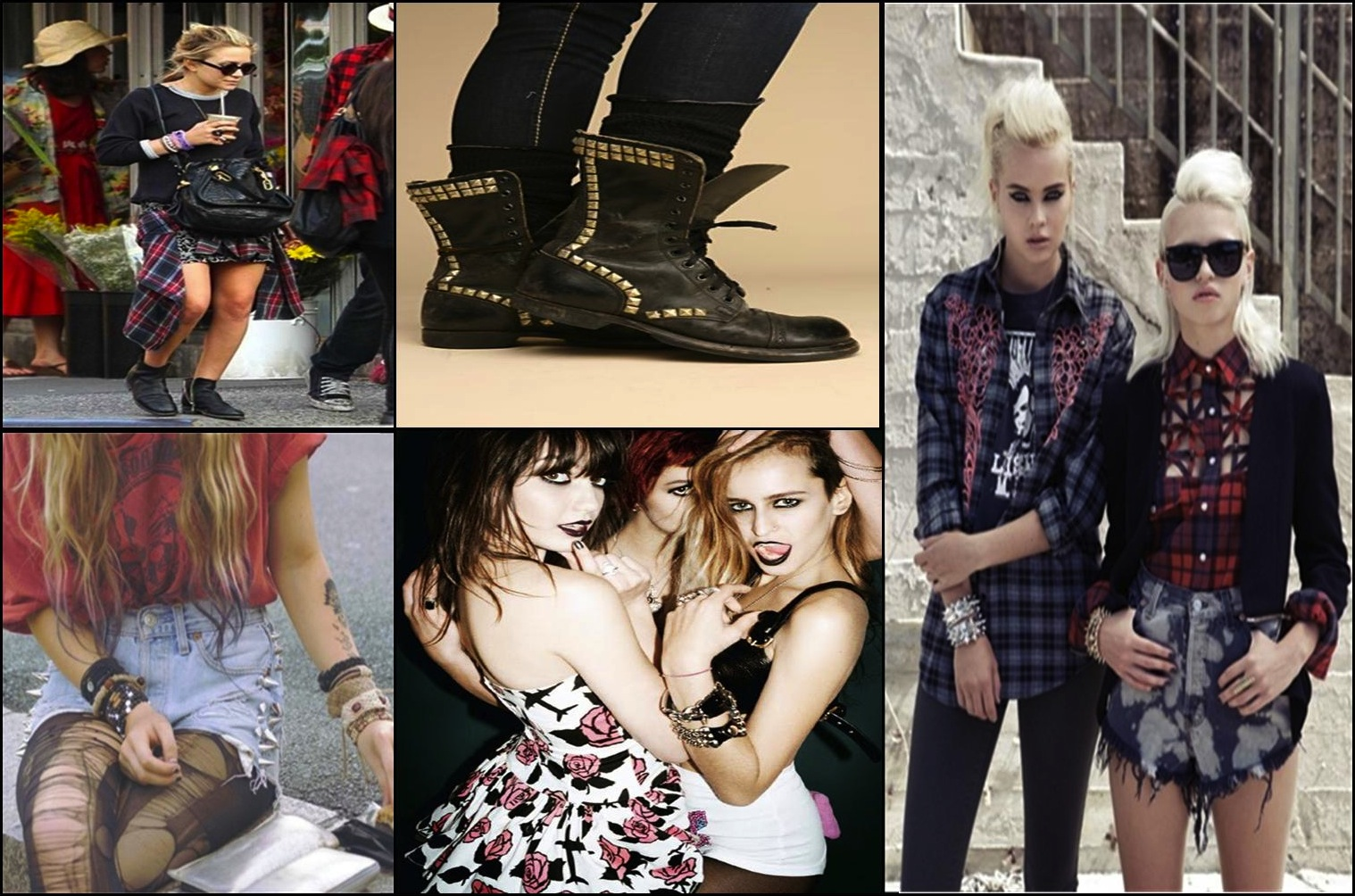 90s revival grunge is back in action the fashion foot