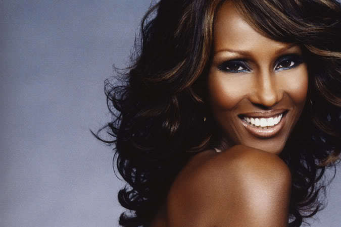 Iman Challenges the Fashion Industry | The Fashion Foot