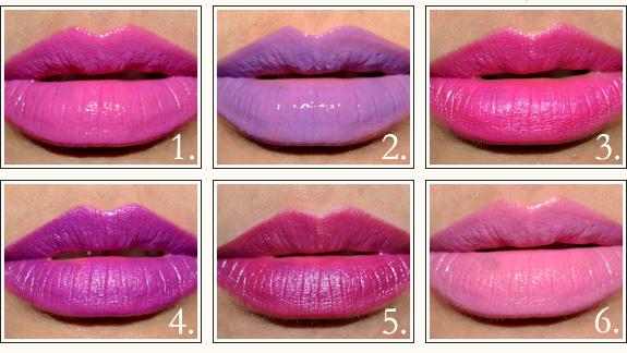 Wearing Purple Lipstick | The Fashion Foot