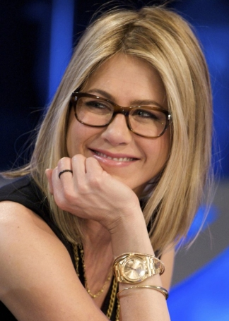 Big-frame-glasses-Jennifer-Aniston