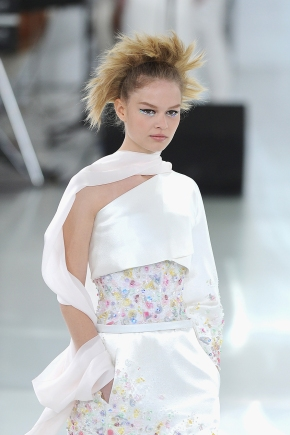 Chanel : Runway - Paris Fashion Week - Haute Couture S/S 2014