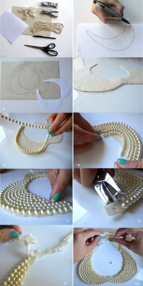 diy-pearl-collar-necklace-steps