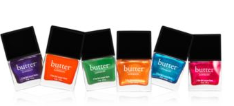 Butter London Lolly Brights Nail Lacquer Collection
