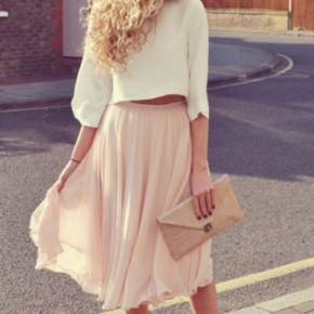et9pg2-l-c335x335-pleated-shirt-skirt-sweater-outfit-fashion-shoes-pink-girly-flowy-midi-croppped-sweater-off-white-wine