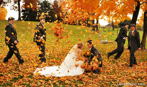 The do s and don ts of fall weddings the fashion foot