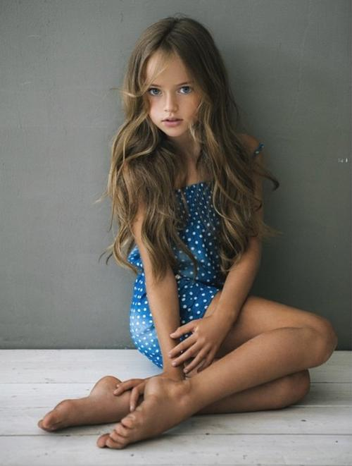 What do you think is kristina pimenova too young to be given the