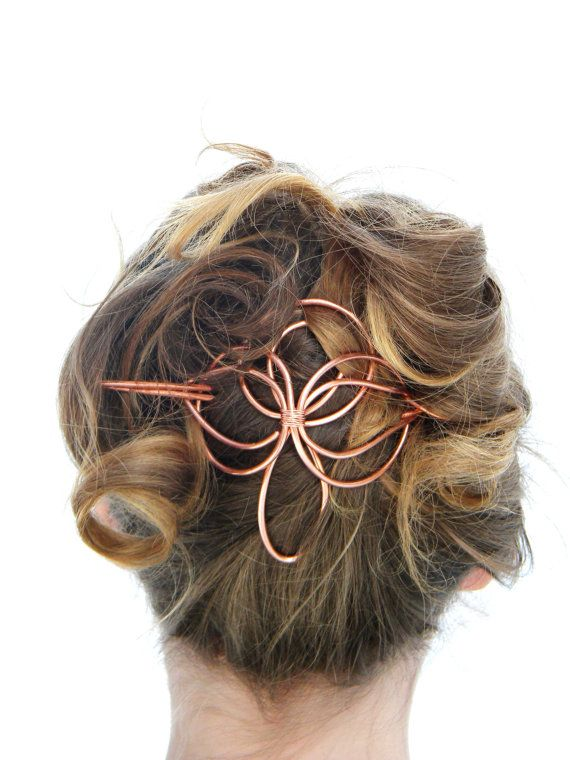 Trend Alert: Metal Hair Pieces | The Fashion