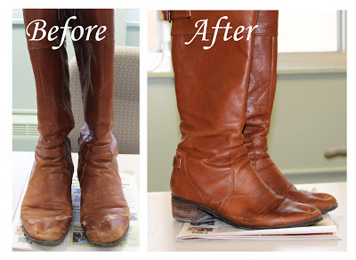 DIY Series: Leather Shoe Care | The Fashion Foot