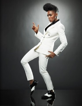 Janelle monae outfit