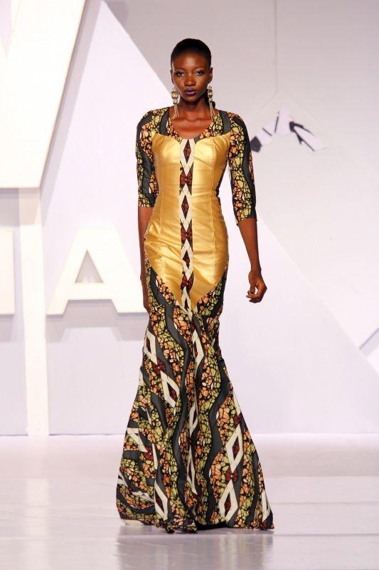 Nigerian Fashion Week A Showcase For African Fashion The Fashion Foot