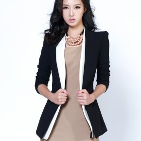 Free-shipping-Female-small-suit-jacket-ol-slim-women-s-suit-blazer-women-blazer-suits-for