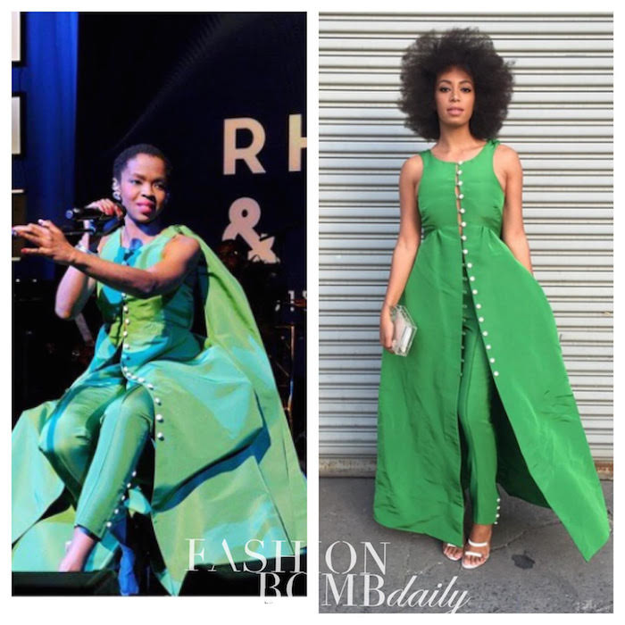 Celebrity of the Week: Solange Knowles | The Fashion Foot