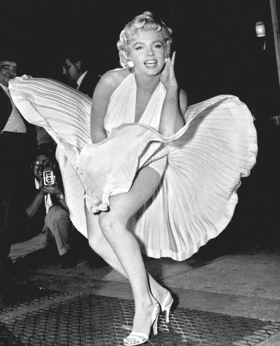 Marilyn Monroe Everyday Style