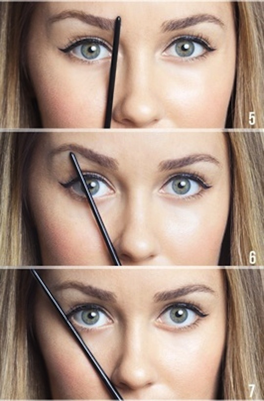 Tips On Getting The Perfect Eyebrows The Fashion Foot