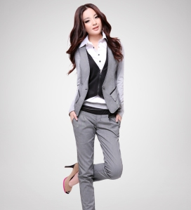 The Do's and Dont's of Women's Suits | The Fashion Foot