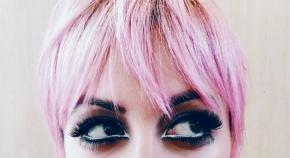 nicole-richie-pink-hair-eyes