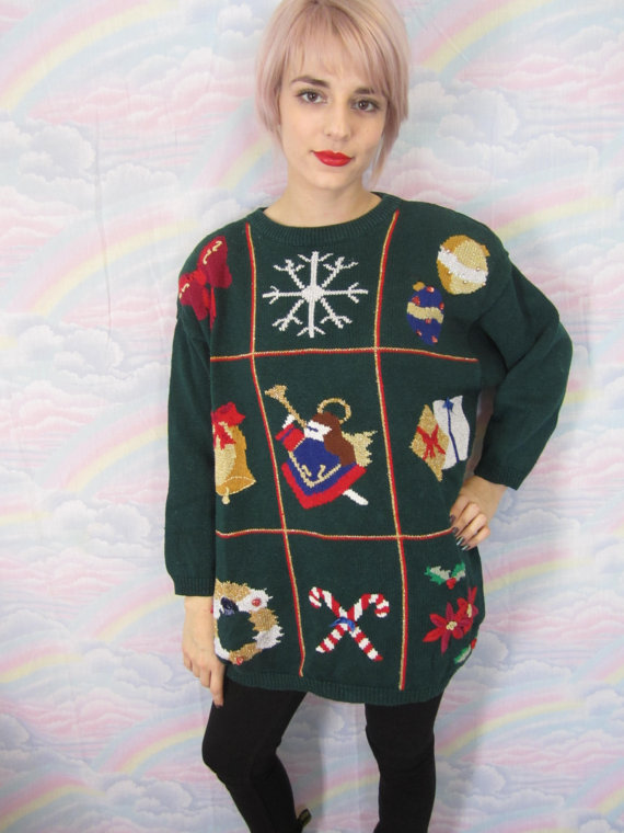 The Perfect Ugly Christmas Sweater The Fashion Foot