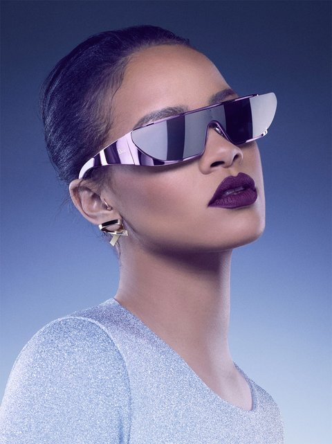 4d53c23d695d25 Rihanna X Dior  Looking Into the Future   The Fashion Foot
