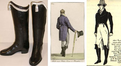 duke of wellington boot - photo #25
